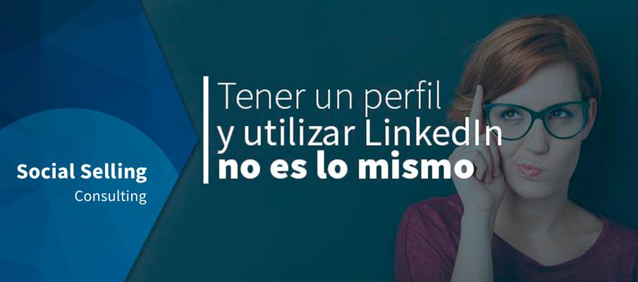 Utilizar LinkedIn