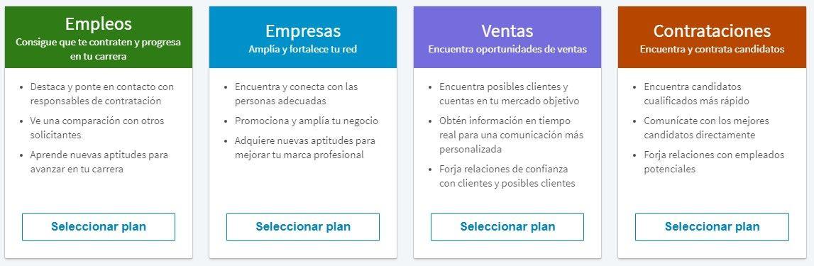 LinkedIn Premium: qué es, ventajas, planes y precios