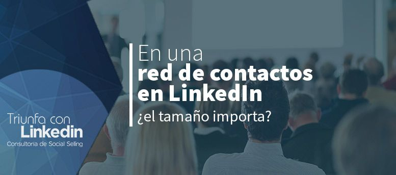 Red de contactos en LinkedIn
