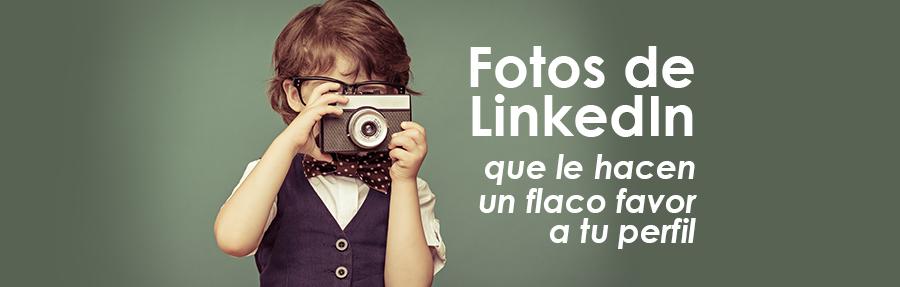 7 fotos de LinkedIn que hacen un flaco favor a tu perfil