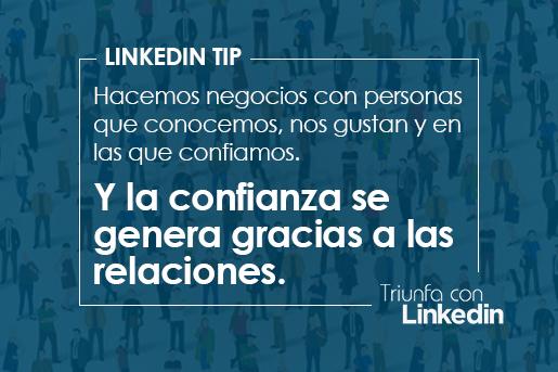 LinkedIn B2B: Negocios, confianza, relaciones y LinkedIn
