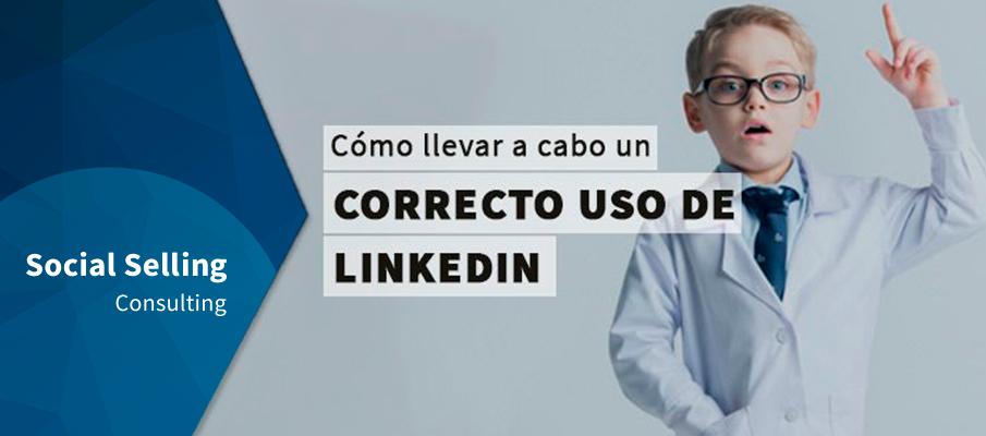 Correcto uso de LinkedIn