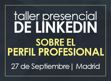 Taller LinkedIn | Captación de clientes