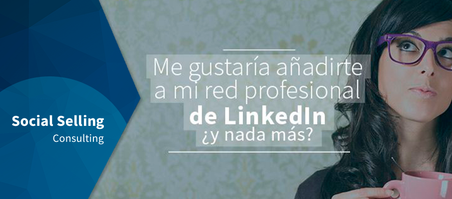 me gustaría añadirte a mi red profesional en linkedin