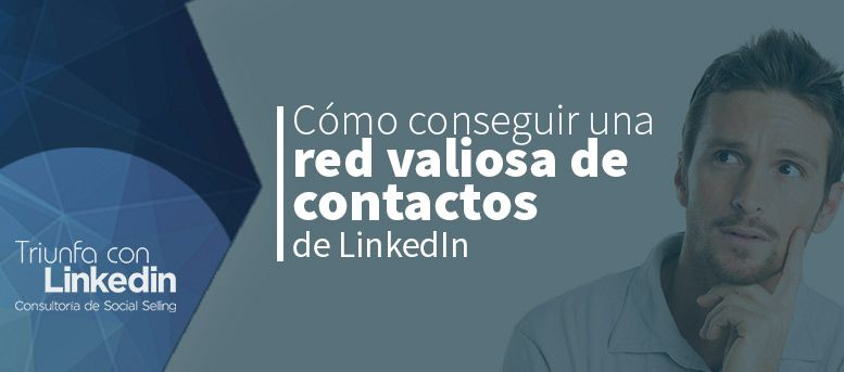 Red contactos de linkedin