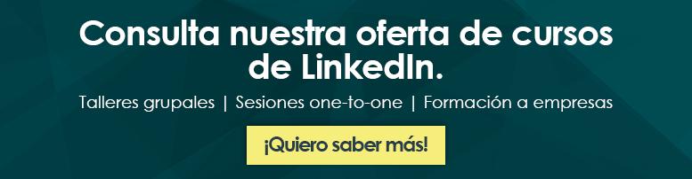 Oferta de cursos de LinkedIn