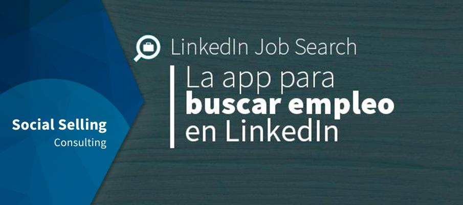 Buscar empleo en linkedin