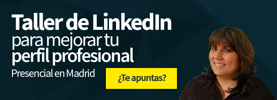 Taller de LinkedIn para mejorar el perfil