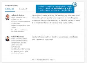 Perfil Laboral en LinkedIn: recomendaciones