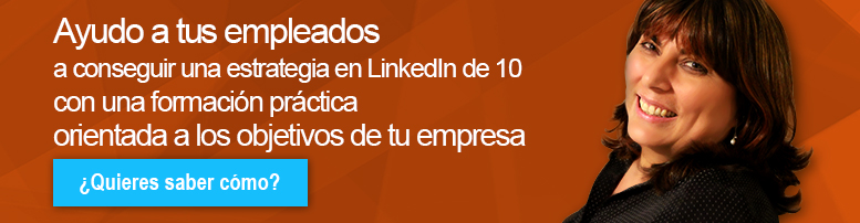 Formación LinkedIn In Company