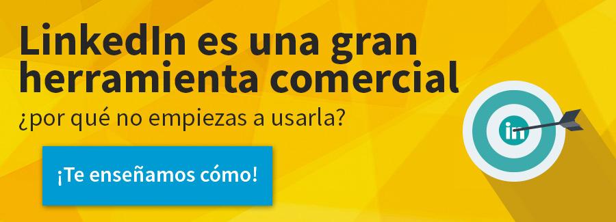 LinkedIn como herramienta comercial