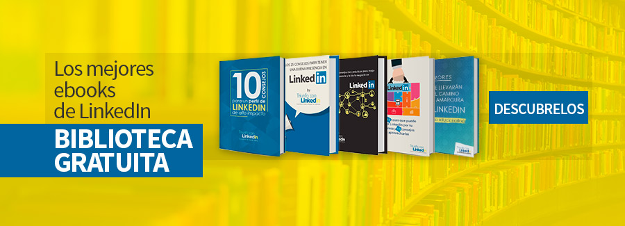 Biblioteca de eBooks gratuitos sobre LinkedIn