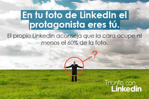 Sin foto de perfil no llegarás muy lejos en LinkedIn