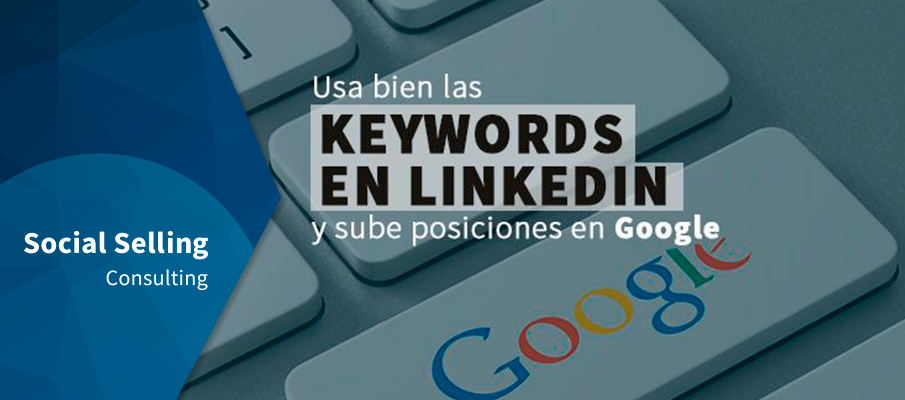 Keywords en LinkedIn