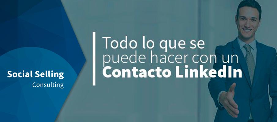Contacto LinkedIn todo lo que se puede hacer