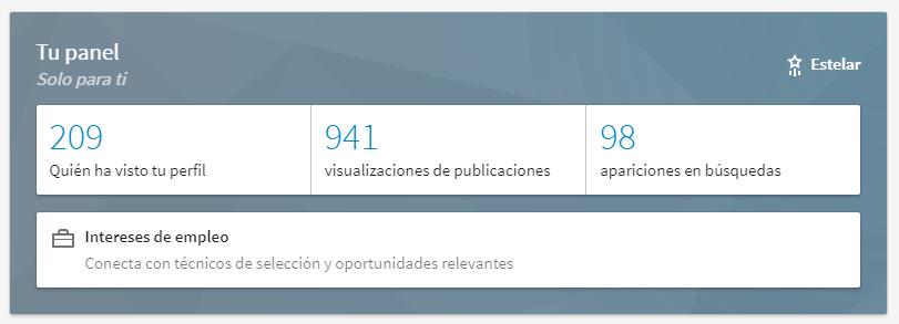 Qué significa otros perfiles vistos en LinkedIn: Quién ha visto mi perfil - Quién ve mi perfil