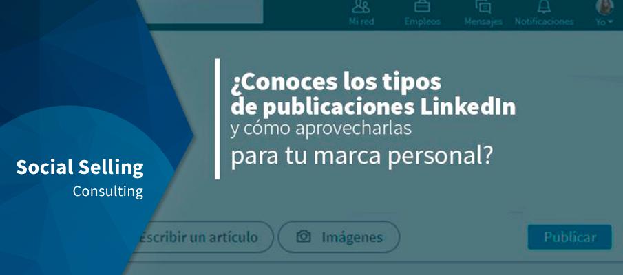 Publicaciones LinkedIn