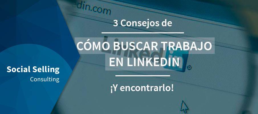 Cómo buscar trabajo en LinkedIn