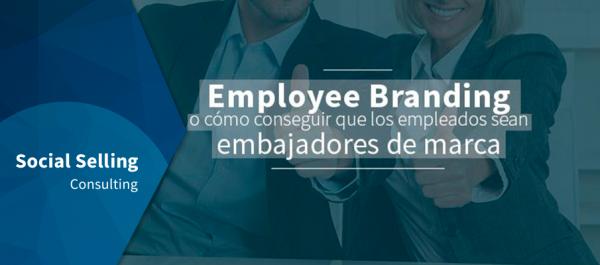 Embajadores de marca employee branding
