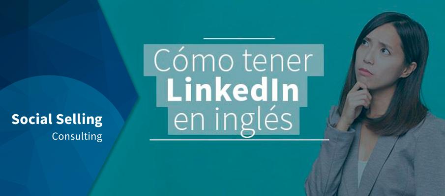Linkedin en inglés