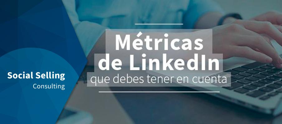 métricas de LinkedIn que debes tener en cuenta