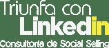 logo triunfa con LinkedIn