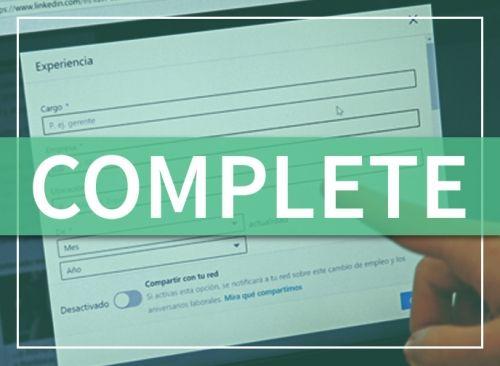 Productos woocomerce redaccion de perfiles complete