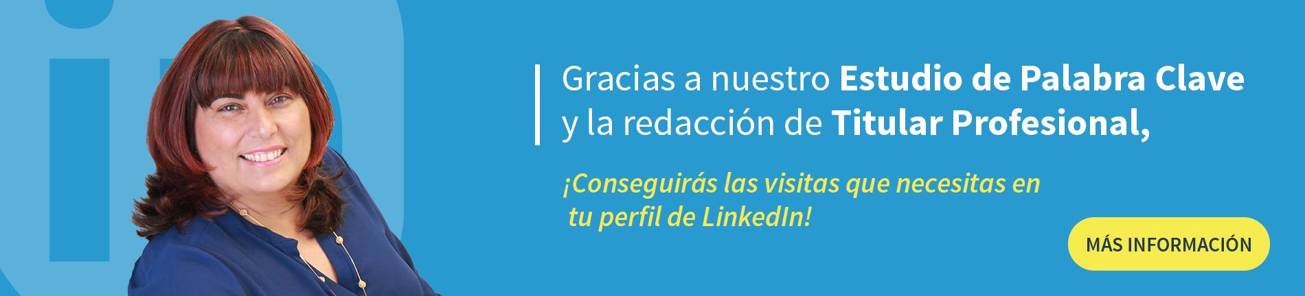 titular professional LinkedIn