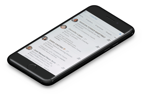 titular profesional app linkedin