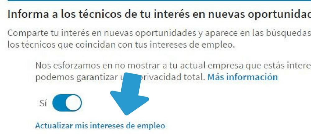 Buscar trabajo LinkedIn captura 6
