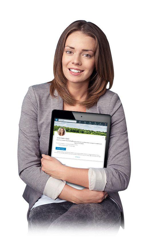 crear perfil linkedin profesionales