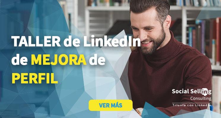 taller perfil de linkedin