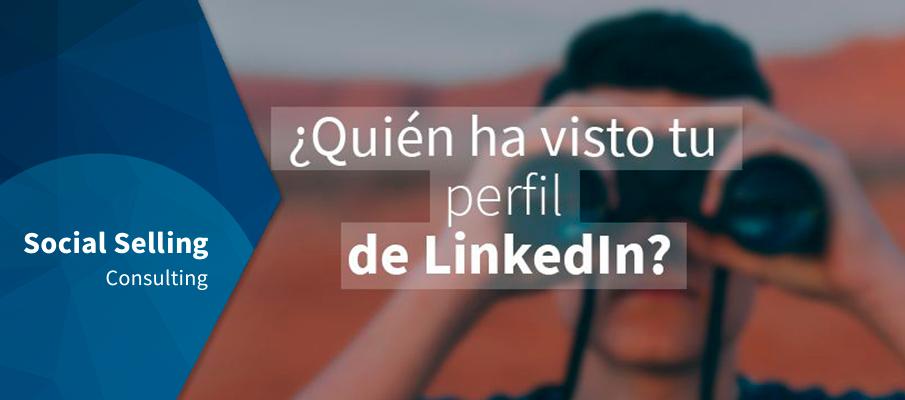 quien ha visto tu perfil LinkedIn