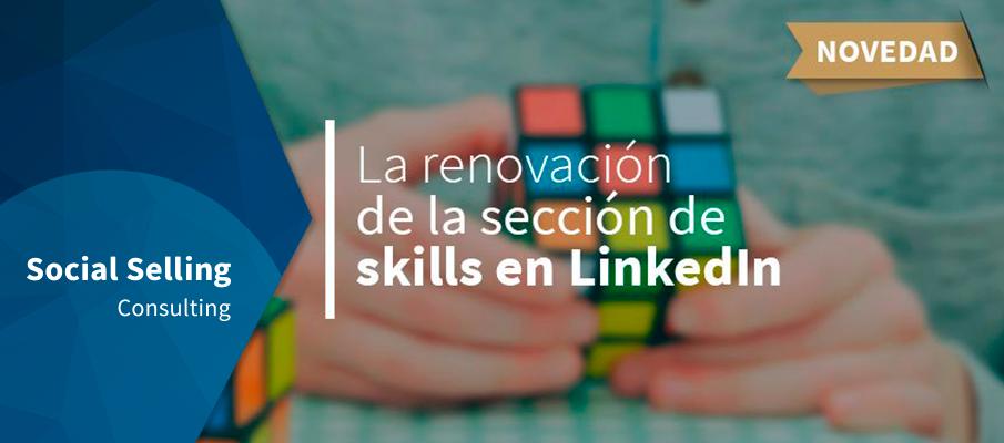 Renovacion de skills en LinkedIn