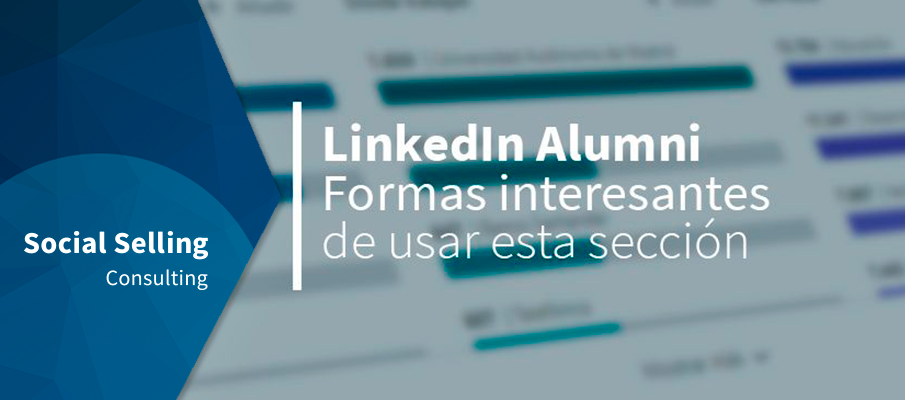 Linkedin alumni busca contactos en LinkedIn