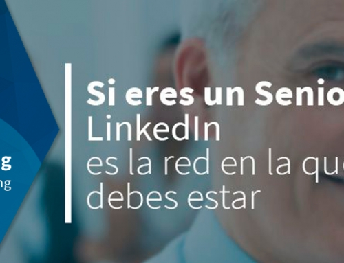 Si eres un senior LinkedIn es la red en la que debes estar