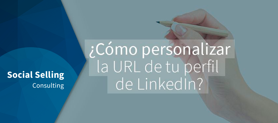 como personalizar url linkedin
