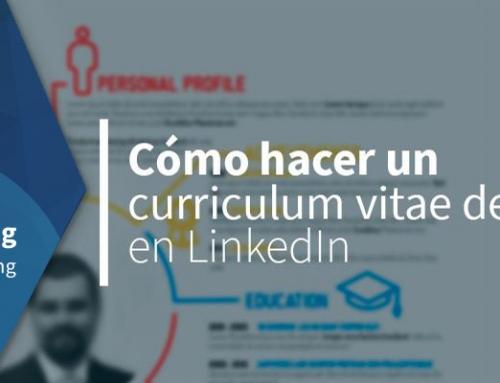 Cómo hacer un curriculum vitae de 10 en LinkedIn
