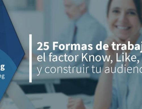 25 formas de trabajar el factor KLT