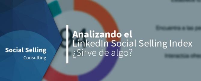 Analizando LinkedIn Social Selling Index