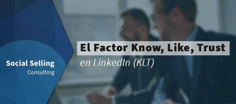 El Factor KLT en LinkedIn