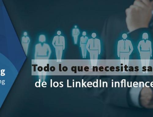 """Todo lo que necesitas saber de los """"LinkedIn influencers"""""""