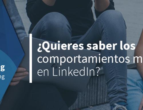 ¿Quieres saber los comportamientos molestos en LinkedIn? Te digo lo que opinan profesionales como tú
