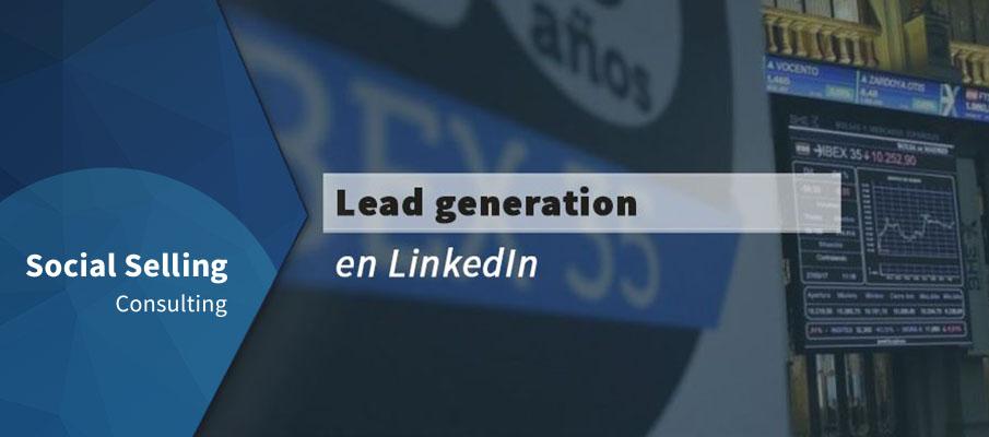 Generación de leads en LinkedIn