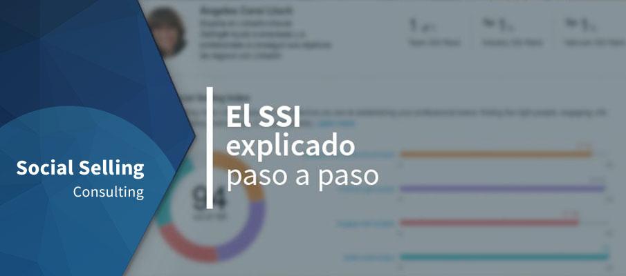 El SSI explicado paso a paso