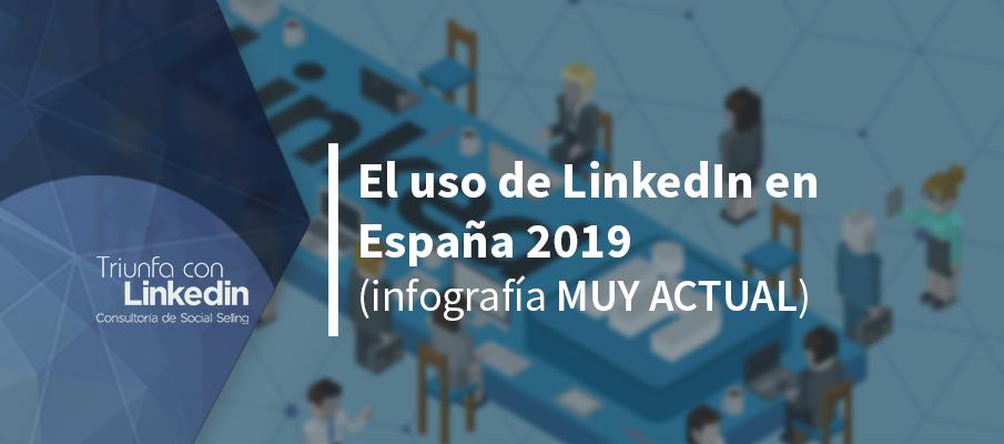 linkedin españa 2019