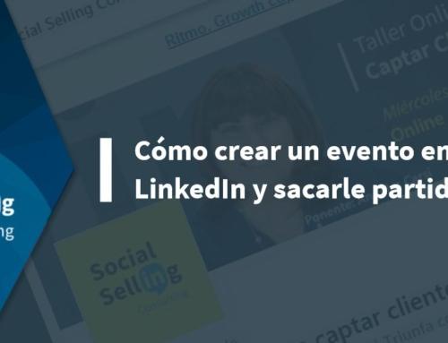 Cómo crear un evento en LinkedIn y sacarle partido